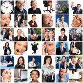 image of people work  - Business people - JPG