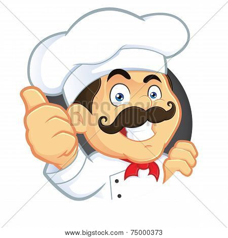 Chef Giving Thumbs Up