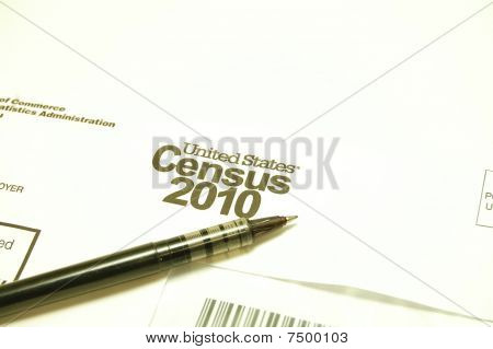 US Census Fill Out Form