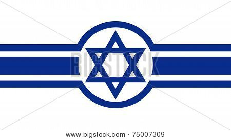 Eastern Israeli Belt Flag