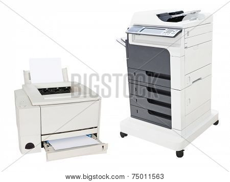 printer and  professional printing machine