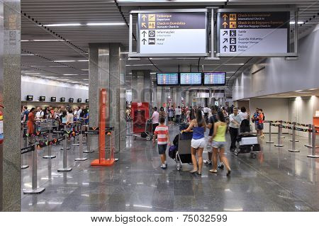 Rio Galeao Airport