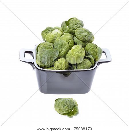 brussels sprouts compromised