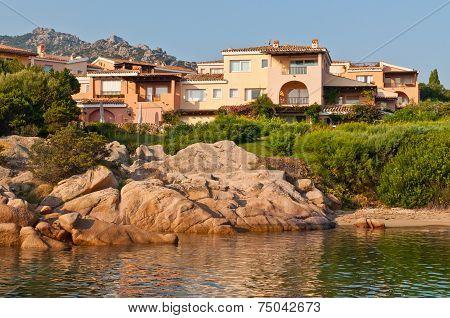 Villas On The Cliffs Of Porto Cervo