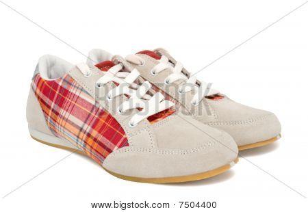 Zapatos de adolescente, Clipping Path