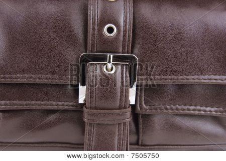 braun Letaher Tasche