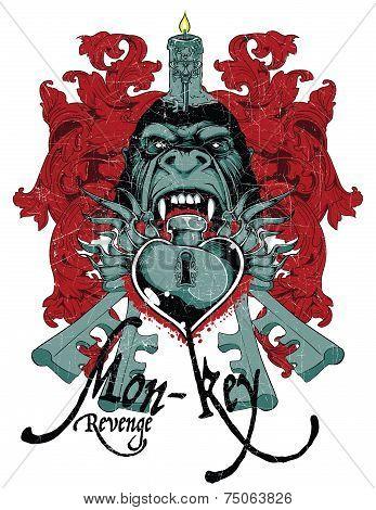 Monkey revenge
