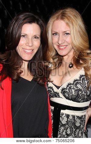 LOS ANGELES - OCT 29:  Tricia Leigh Fisher, Joely Fisher at the Joely Fisher Celebrates Birthday with family at the STIR Restaurant on October 29, 2014 in Sherman Oaks, CA