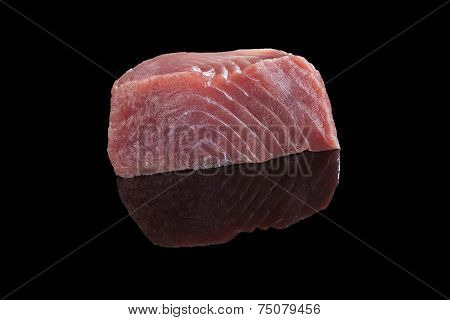 Tuna Steak.