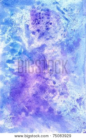 Watercolour Painting Bright Marble Texture, Cute Illustration For Design Fabrics,  T-shirts, Other A