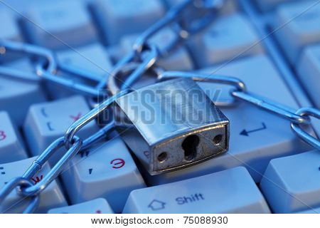 Lock And Keyboard