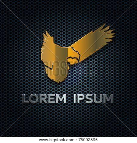 Golden Flying Eagle