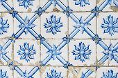 Portuguese Glazed Tiles 143