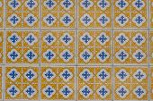 Portuguese Glazed Tiles 130