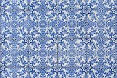 Portuguese Glazed Tiles 126