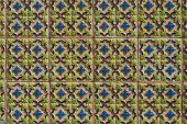 Portuguese Glazed Tiles 123