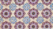Portuguese Glazed Tiles 096