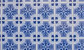 Portuguese Glazed Tiles 097