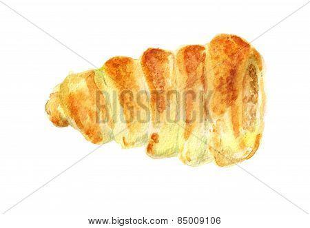 Butter horn
