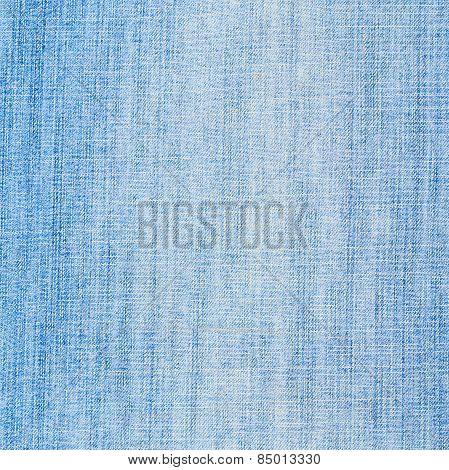 Jeans denim cloth fragment