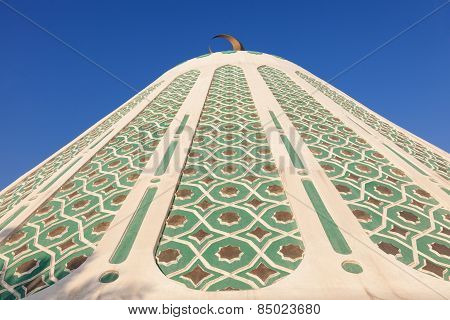 Fatima Mosque In Kuwait