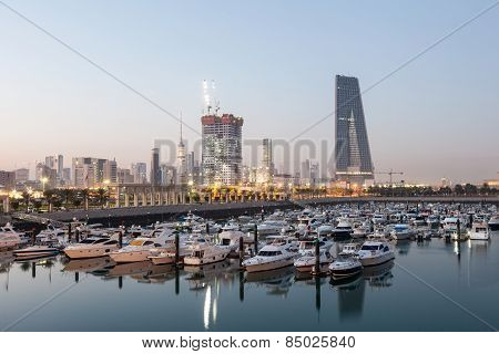 Souk Sharq Marina in Kuwait