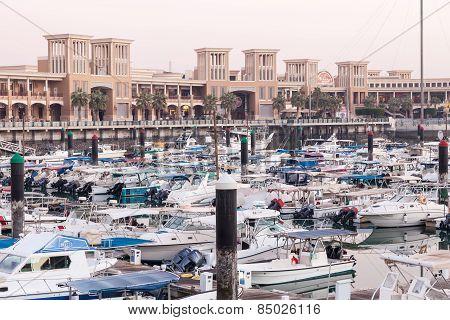 Souq Sharq Marina In Kuwait