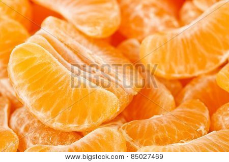 Mandarine Slices