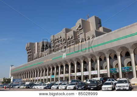 Shopping Mall In Kuwait City