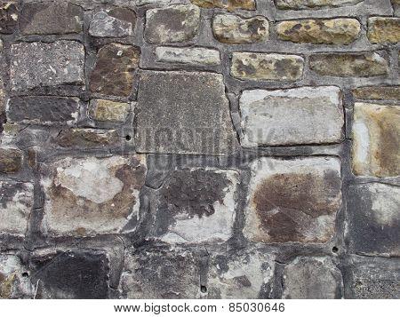 Old Vintage Sandstone Wall 2