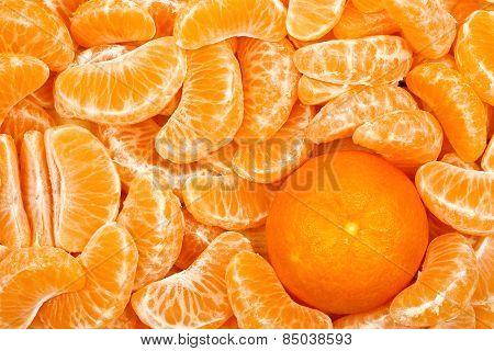 Mandarine Orange
