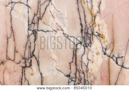 Marble Slab, Natural Stone.the Marble Texture Light Shades. Abstract Background.
