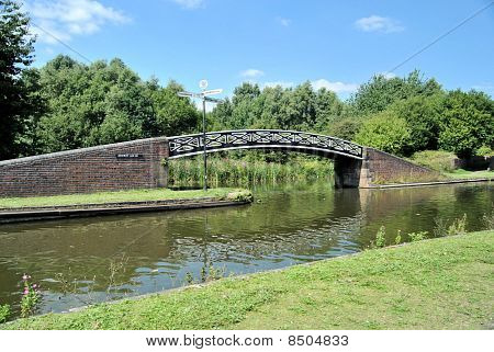 Canal Side Bridge