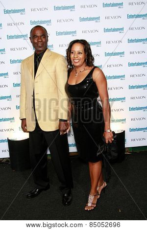 BEVERLY HILLS - SEP 20: Glynn Turman at the 6th Annual Entertainment Weekly Pre-EMMY party  on September 20, 2008 in Beverly Hills, California