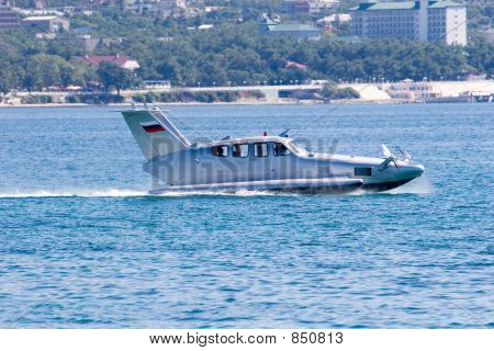 airfoil boat