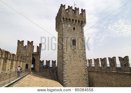 Sirmione Tower, Italy