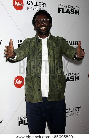 LOS ANGELES - MAR 5:  Tony Okungbowa at the Lenny Kravitz'