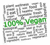 picture of vegan  - informative 100 - JPG