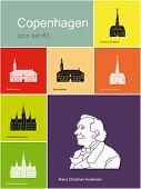 foto of copenhagen  - Landmarks of Copenhagen - JPG