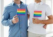 pic of gay flag  - people - JPG