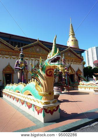 Wat Chaiya Mangalaram Thai Buddhist Temple