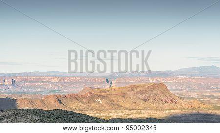 Kit Mtn, Santa Elena Canyon, Sotol Vista Overlook, Big Bend National Park, TX