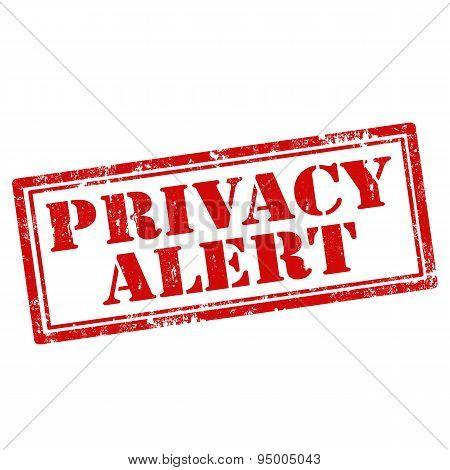 Privacy Alert