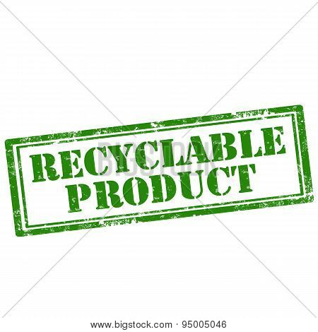 Recyclable Product