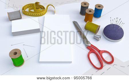 Tailor Tools, Mockup