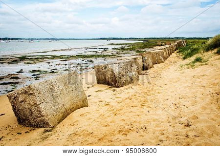 Coastal River Defence