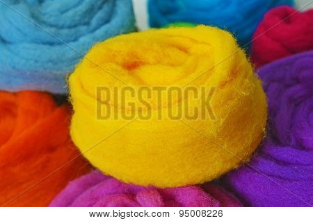Wool For Wet Felting