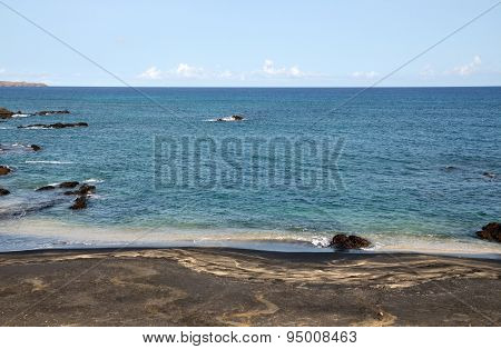 Bland Sand Beach - Djeu