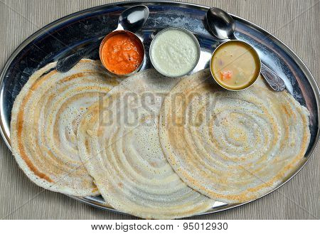 Dosai or Dosa