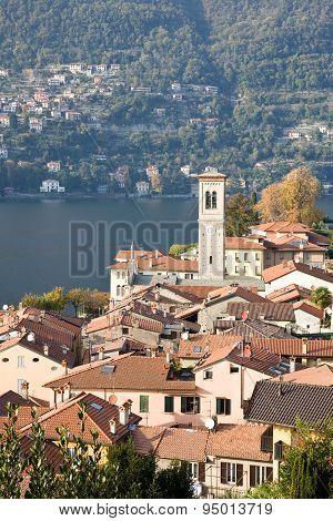 Torno, Como Lake, Italy